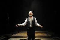 "Brian McEleney stars in ""King Lear,"" a joint production presented by Dallas Theater Center and Trinity Repertory Company."