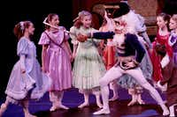 "\Ballet Ensemble of Texas will perform ""The Nutcracker"" Nov. 28-29, 2009, at Coppell High"