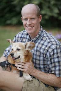 Matt Wixon and Maggie walked a long stretch of life together.