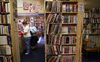 In an era when many bookstores struggle, Lucky Dog has survived for nearly 40 years.