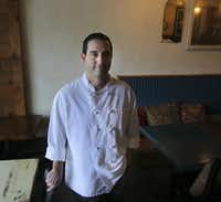 David Uygur, chef and owner of Lucia in the Bishop Arts district, says the secret to chicken livers is to not overcook them.