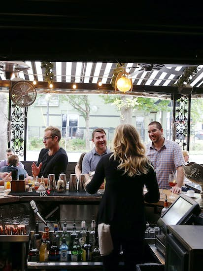 a22a4a5049 Uptown residents, developers push back against plan to close bars at  midnight