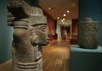 """One of the exhibits presented since Anderson took the DMA reins is """"The Legacy of the Plumed Serpent in Ancient Mexico,"""" which runs through Nov. 25."""