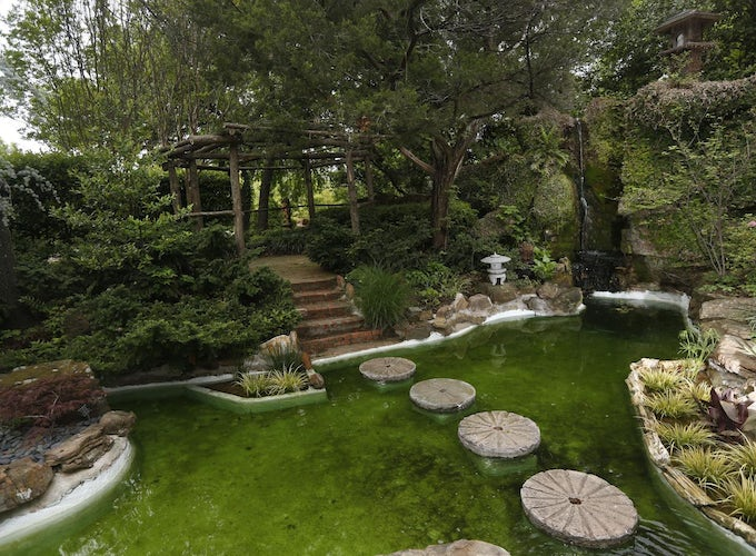 A Look at Weatherford\'s Chandor Gardens | Dallas News | Life ...