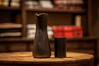 Sturdy and stylish, this carafe set dresses up any bedroom. $68 for carafe, $12 for tumbler. Anteks Curated, Dallas.( Ben Garrett  -  Anteks Curated )