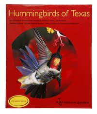 Hummingbirds of Texas by Clifford E. Shackelford, Madge M. Lindsay and C. Mark Klym. Texas A & M University Press, $19.95.