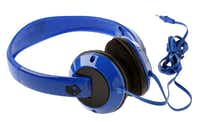 Electric avenue: Crank up the amps with Skullcandy's Uprock headphones. $32.89 at Target, multiple locations.