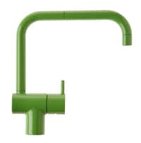 Although the late Danish architect Arne Jacobsen created the minimalist Vola faucet in 1961, it remains a sleek, very now design. $2,100. Hastings Tile & Bath. hastingstileandbath.com, 1-800-351-0038.