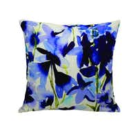 Abstract accent: Scotland-based textile company Bluebellgray was founded in 2009 by Glasgow School of Art graduate Fi Douglas. Douglas is known for her vibrant watercolor blooms and freehand designs, which are hand-painted and printed onto linens. You'll find fabrics, pillows, rugs, bedding, trays, scarves and more. Her Harebelle cushion is a work of art with abstract, blue-hued florals. About $96 per pillow, insert included. Scope out products at bluebellgray.com and order by emailing hello@bluebellgray.com; purchases will be shipped from the U.K.Supplied  - SUPPLIED
