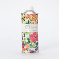 Bright-flowered bubble bath: Colorado-based perfumery Library of Flowers formulated this Arboretum bubble bath, which blends cocoa butter and lemon grass, ginger, jasmine and green tea extracts. The bottle is so pretty, you'll never want to toss it. $36 at shopterrain.com.Supplied  - SUPPLIED