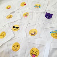 Halo Home Emoji Cocktail Napkins, set of 4. $49. Forty-Five Ten, 4510 McKinney Ave, Dallas; Saint Bernard, 5570 W. Lovers, Dallas; St. Michael's Women's Exchange, 5 Highland Park Village, Highland Park; The Linen Boutique, 5600 W. Lovers Lane, Dallas.(Handout)