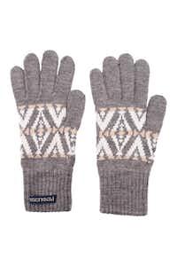 Pendleton women's jacquard texting gloves, $29.50. Saint Bernard, 5570 W. Lovers Lane, Dallas. saintbernard.com.