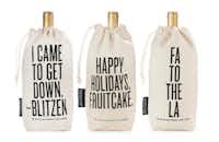 Wine & Spirits Bags, Read Between the Lines, $16.95( Handout )