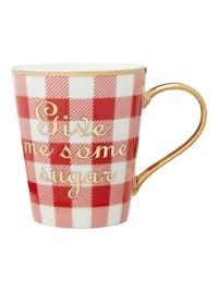 Give Me Some Sugar mug set, $38. draperjames.com.(Draper James)