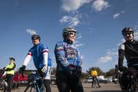 Rhonda Hoyt, who owns Richardson Bike Mart with her husband was in an accident in 2004. A helmet helped save her life.