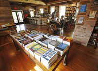 Wild Detectives has for sale around 1,500 carefully chosen books.(Louis DeLuca - Staff Photographer)