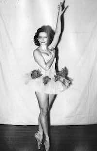 Gloria Whetstone spent her life in dance, performing, teaching and running a dance studio. She taught thousands of young dancers at the Gloria Whetstone School of Dance in Irving from 1962 to 1987.