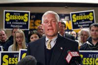 "Rep. Pete Sessions, celebrating his primary victory over challenger Katrina Pierson this month, said, ""Senator Cruz and our Republican Party are going to have to find a way to work closer and better together.""Ben Torres - Special Contributor"