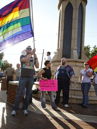 Advocating Over Long Haul Handling >> Gay Marriage Advocates In Texas Begin Long Haul To Change State S