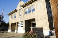 Standing at Cedar Springs Road and Reagan Street in Oak Lawn since 1909, Station 11 is Dallas' oldest fire hall. Recently, the station got a new roof and a new heating and air conditioning unit, which hadn't been replaced since 1985.
