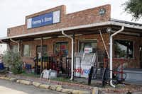 Kearney's Store has been in business  for 126 years, although a fire destroyed the original building in 1994 and it was rebuilt using the same brick. Earnest Kearney started working at the store in the early 1940s and bought it in 1983.(Ben Torres - Special Contributor)