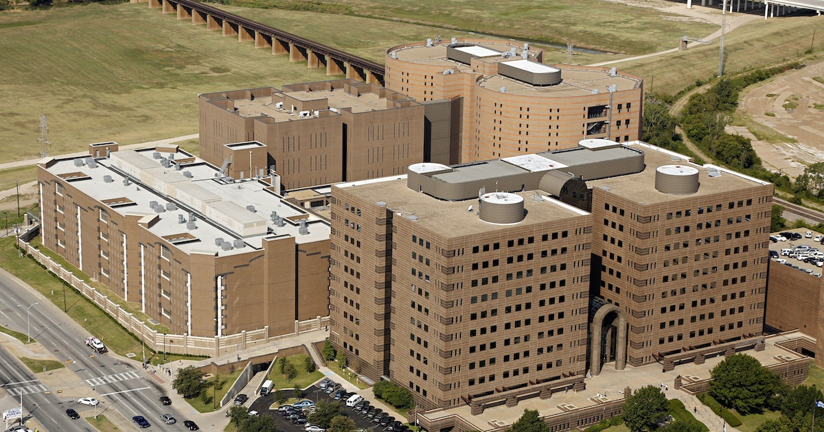 Dallas County Jail Population Drops To All Time Low