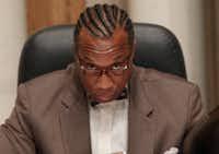 Dallas County Commissioner John Wiley Price.Staff Photo