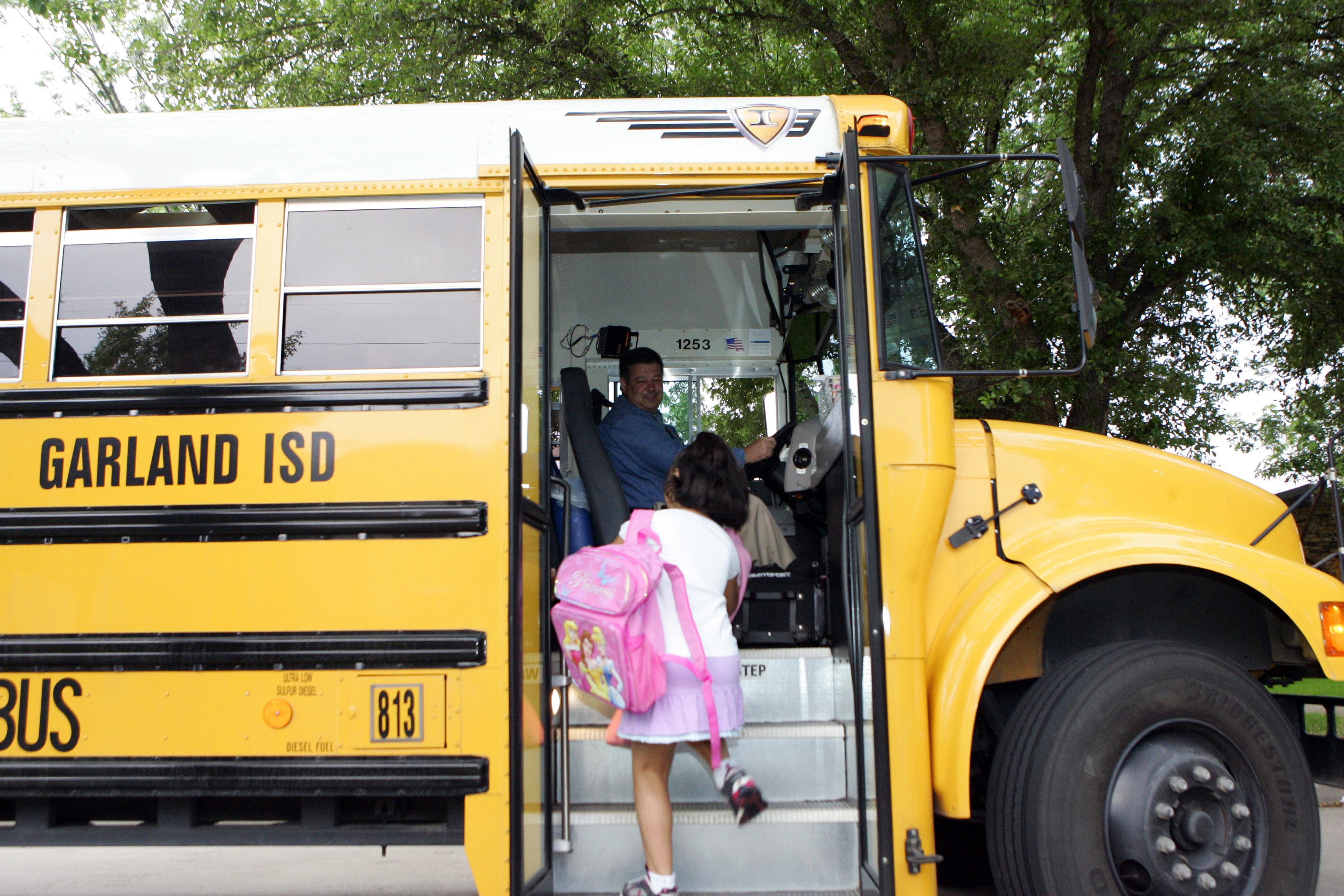 Garland ISD proposes end to 40minute bus routes for Hispanic