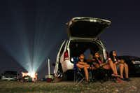 """5) GALAXY DRIVE-IN THEATRE -- OK, we admit that this isn't exactly in Dallas, but it's close, and we had to include it. Get the old-fashioned thrill of watching a movie in your car at this six-theater drive-in, which features authentic vintage car speakers, """"freshly refurbished and painted for your listening pleasure,"""" according to the website. You can also listen to the movies over your vehicle's FM radio with DTS surround sound. The theater opened in 2004, but it's definitely a midcentury-American experience.BEN TORRES"""