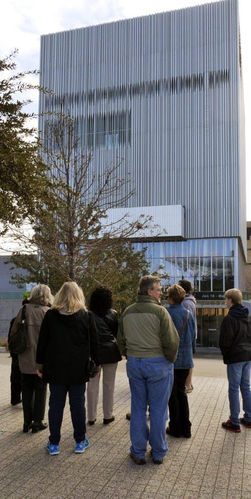 Dallas Arts District Walking Tour
