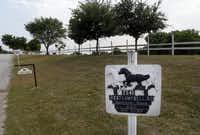 Signs of stability at the ranch may soon change as the Garland Plan Commission will consider a proposal to rezone the property so it can be sold as 40 home sites.