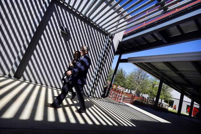 Citysquare S Opportunity Center In South Dallas Puts