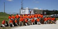 The nonprofit Search One Rescue Team, which has a mobile base command center at D/FW Airport, has grown from six to 32 human volunteers plus 23 canines since its founding in 1983. The team has worked with more than 200 law enforcement agencies and has answered about 1,400 calls.