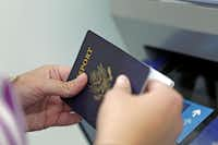 Travelers who use the Automated Passport Control may still be referred to a customs agent for screening, and they will have to be reviewed by an agent when they pickup their luggage.