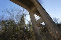 Viaducts in Oak Cliff were part of the state's longest and last Interurban system.
