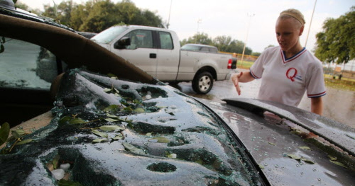 State Farm: Texas leads in hail and wind storm insurance ...