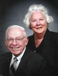 Jim Hibdon had been an economics professor at Oklahoma University and Mina was a former Oklahoma state representative. They both committed suicide in 2010.