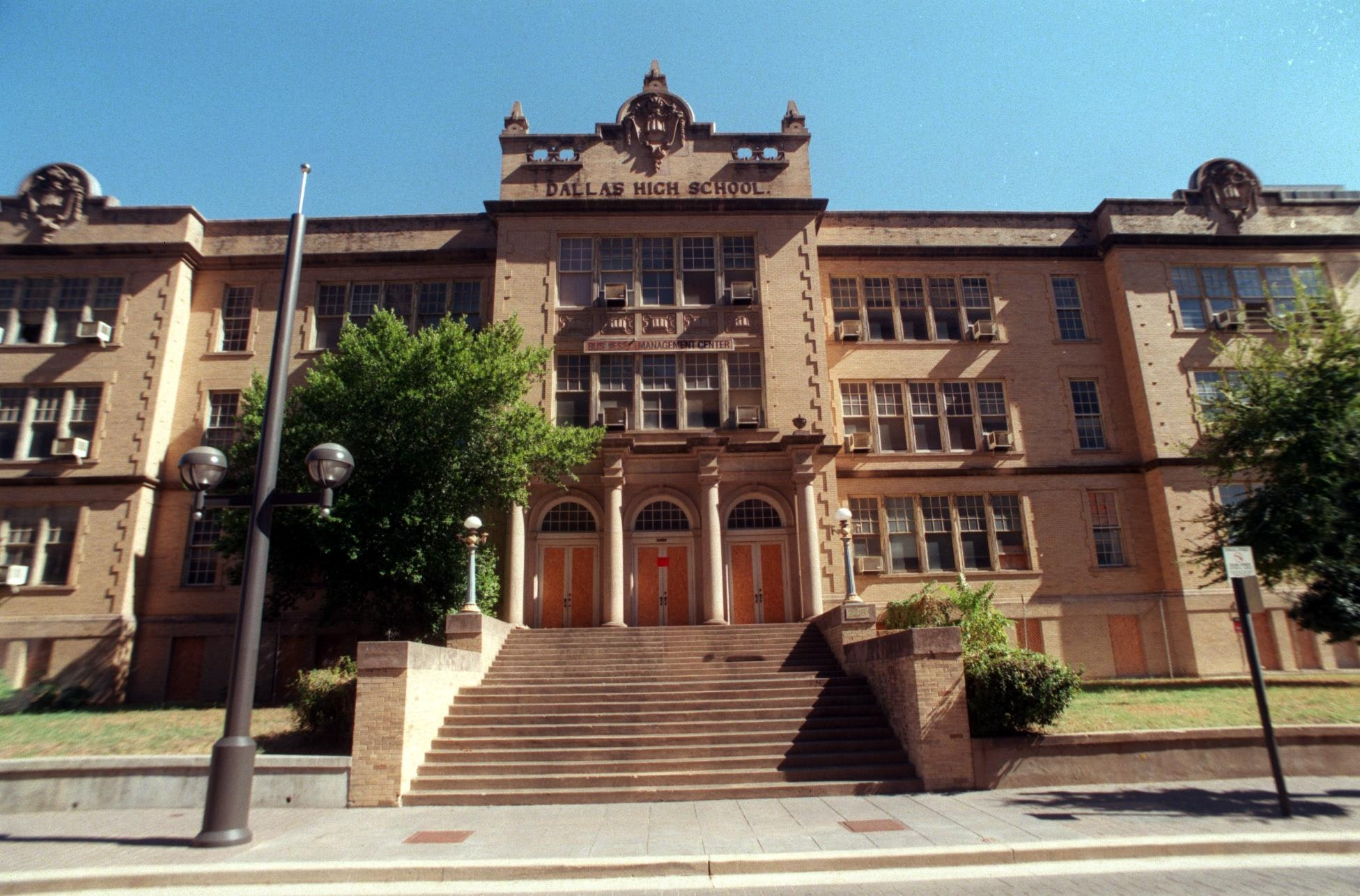International Architecture Firm Will Move To Downtownu0027s Historic Dallas  High School | Business | Dallas News