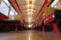 A $450,000 restoration prepped the trolley system's new addition, a 1926 streetcar, to return to the Dallas tracks.
