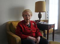 "Dot, who lives alone, has enlisted the help of a geriatric-care manager to help her maintain her affairs. ""A person never knows what's going to happen,"" the 81-year-old says."