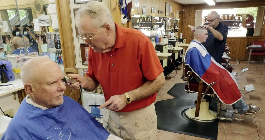 Mckinney Barber Shop Keeps Family Feel Through Decades Of Change