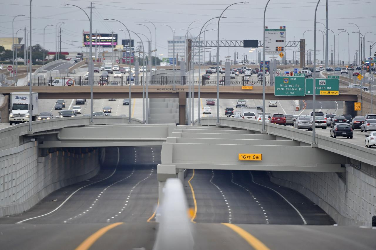 dc00f0dfd0c Now that LBJ Freeway s managed toll lanes are open