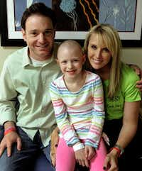 """Jeff and Cara Serber call daughter Libby their little firecracker. """"When you get into a situation like this, she has no reason not to fight through,"""" mom Cara says. """"That's just who she is."""""""