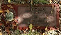 A dog named Ginger was buried at the cemetery in 1947. A supporter of the facility estimates that 3,500 pets are buried there.