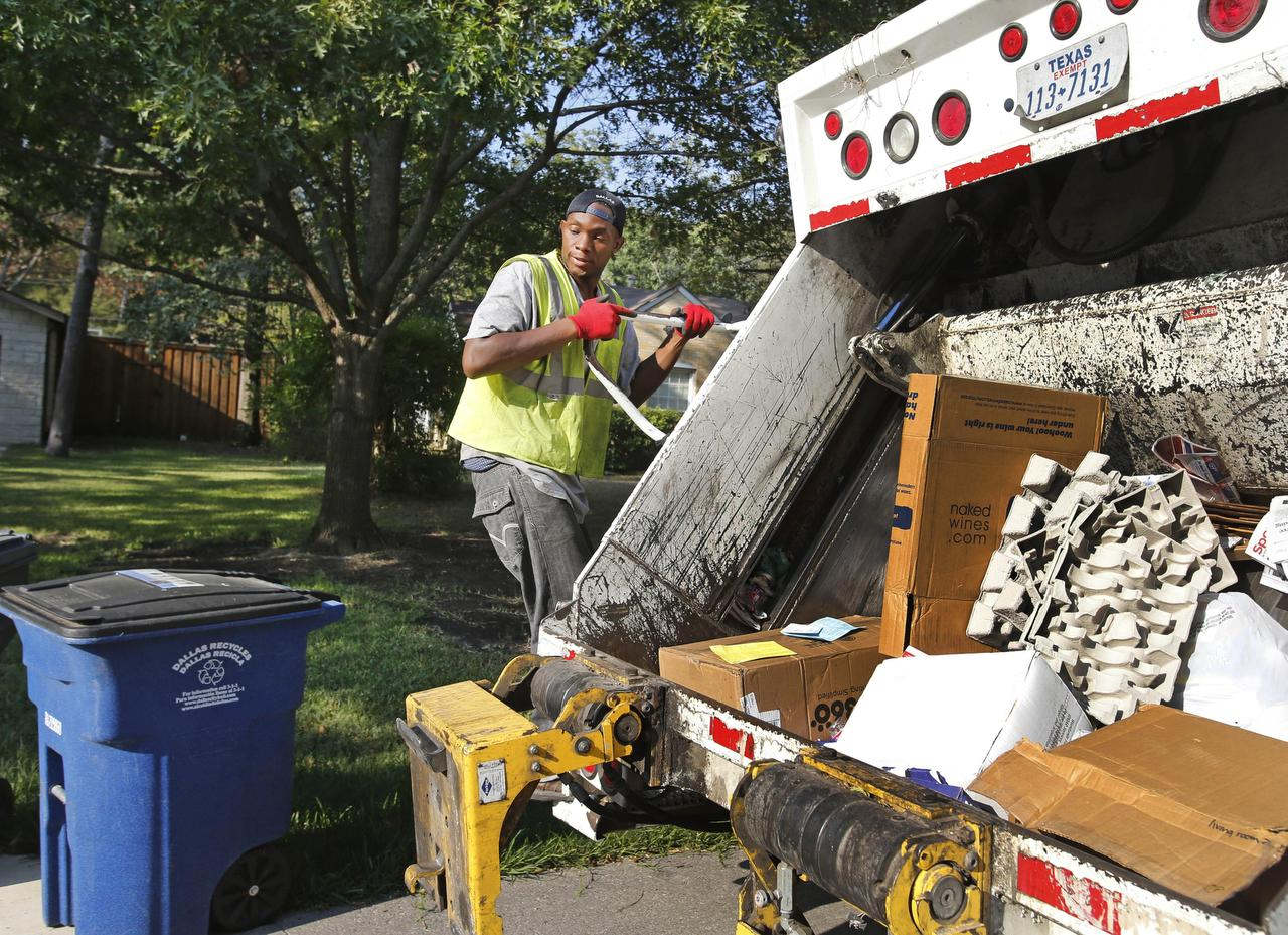 For One Dallas Sanitation Worker A Living Wage Would Mean - Sanitation worker cover letter