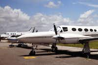 Donald Fontana's Cessna is in U.S. custody even after the pilot won his drug-trafficking criminal case.