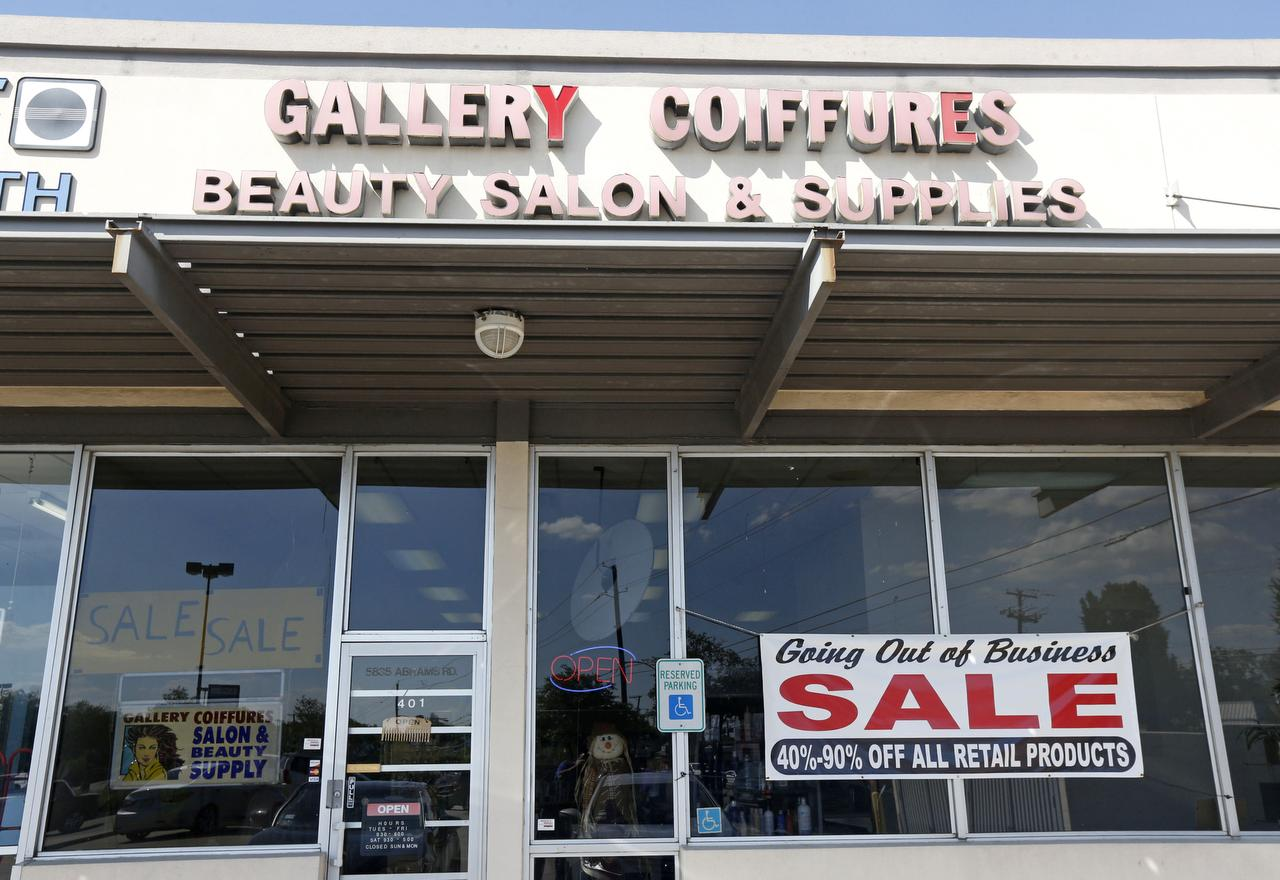 Dallas salon owner with 64 years behind chair closing but not ...