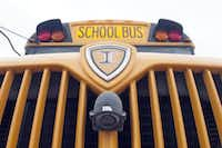Cameras are only part of new buses' security. They also will have a GPS vehicle locator, an emergency button and a thumbprint scanner.Rex C. Curry - Special Contributor