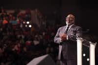 No. 7: Hear a Fiery Sermon by T.D. Jakes at Potter's House(Kye R. Lee - Staff Photographer)
