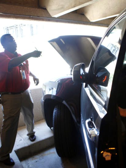 Summer Is High Season For D Fw Airport Car Battery Patrol